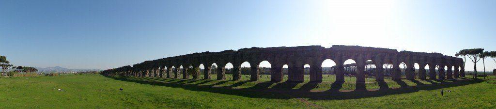 Akwedukt Klaudiusza w Rzymie