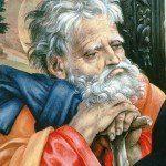 Filippino Lippi - Jozef (fragment fresku)