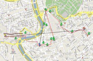 Rzym - trasa zwiedzania ANIOŁY i DEMONY