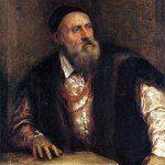 Tycjan - autoportret