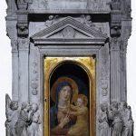 Skarbiec bazyliki - tabernakulum Donatella