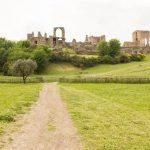 Villa dei Quintili - panorama