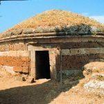 Cerveteri - grobowiec z V w. p.n.e.