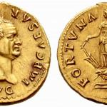 moneta aureus Wespazjana