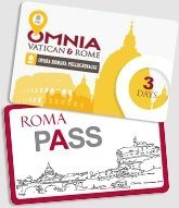 Rzym - pakiet turystyczny OMNIA CARD 72h