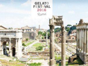 Rzym - Festiwal Lodów 2016