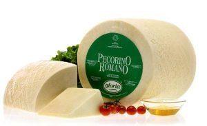 Kuchnia rzymska - ser owczy PECORINO ROMANO