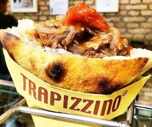 Trapizzino - nadziewana pizza