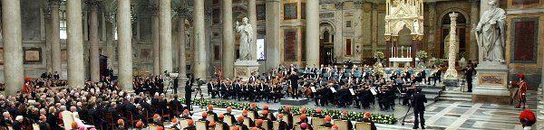 Koncert w bazylice San Paolo