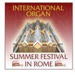 Rzymski festiwal organowy - logo