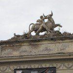Testaccio - muzeum Macro - fasada