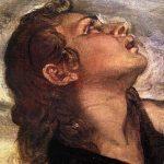 Tintoretto - ukrzyżowanie - fragment
