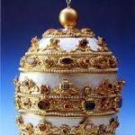 Skarbiec Watykański - tiara figury św. Piotra